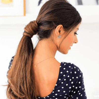 #OhMyDenim: 10 Sassy Hairstyles For Jeans 6