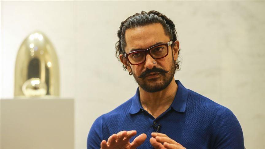 Bollywood Inspired Mens Haircuts: Amir Khan