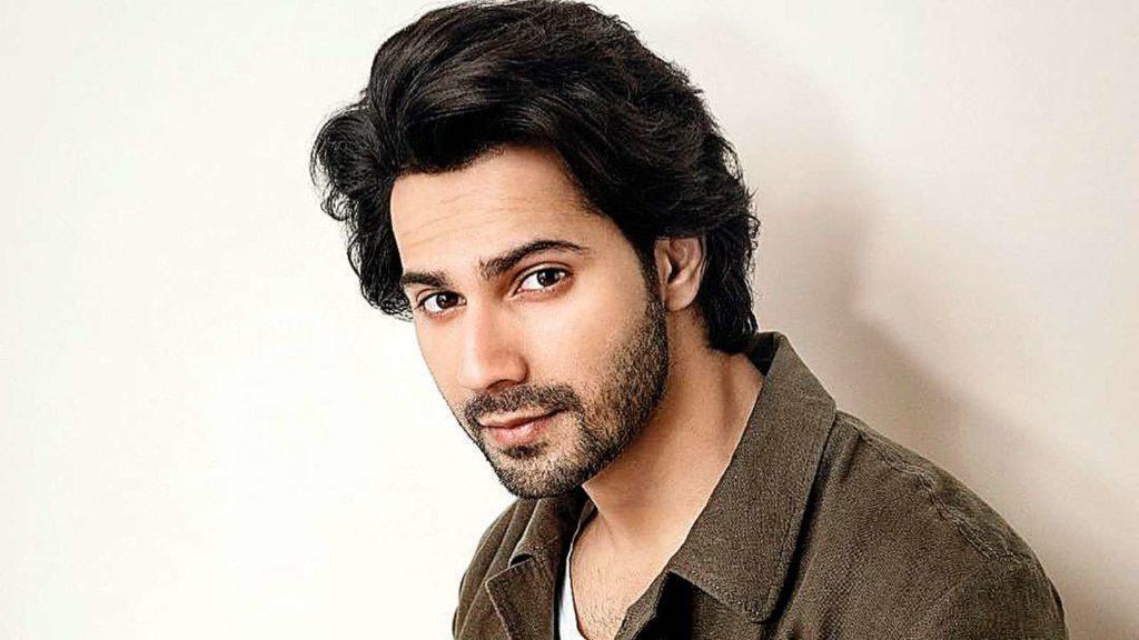 Bollywood Inspired Mens Haircuts: Varun Dhawan
