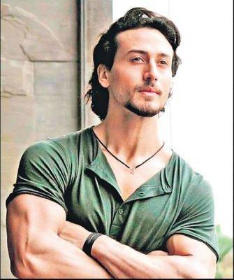 Bollywood Inspired Mens Haircuts: Tiger Shroff