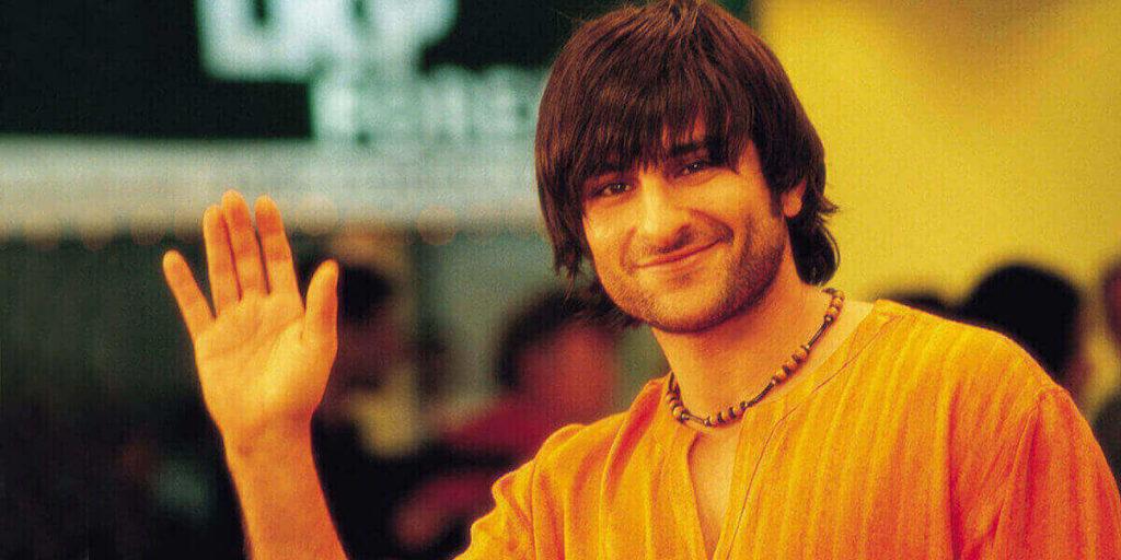Bollywood Inspired Mens Haircuts: Saif Ali Khan