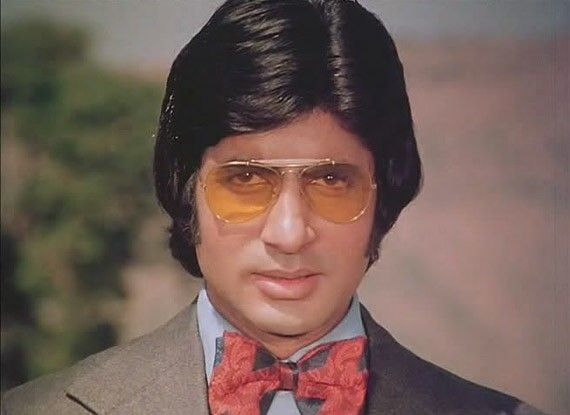 Bollywood Inspired Mens Haircuts: Amitabh Bachan