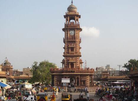 The Most Famous Jewellers Of Udaipur in Rajasthan-Jewellery Markets (Clock Tower)