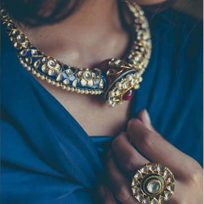 The Ultimate List Of Famous Jaipur Jewellers-Sunita Shekhawat-ZeroKaata Studio