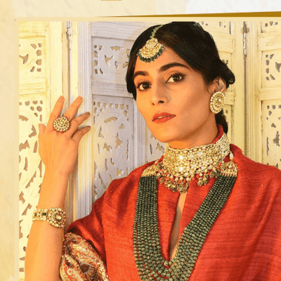 The Ultimate List Of Famous Jaipur Jewellers-Radhika Jewels-ZeroKaata Studio
