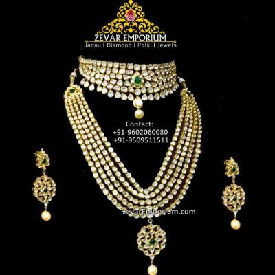 The Ultimate List Of Famous Jaipur Jewellers-Zevar Emporium-ZeroKaata Studio
