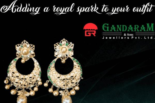 Famous Bazaars & Jewellers In Delhi: Gandaram Jewellers