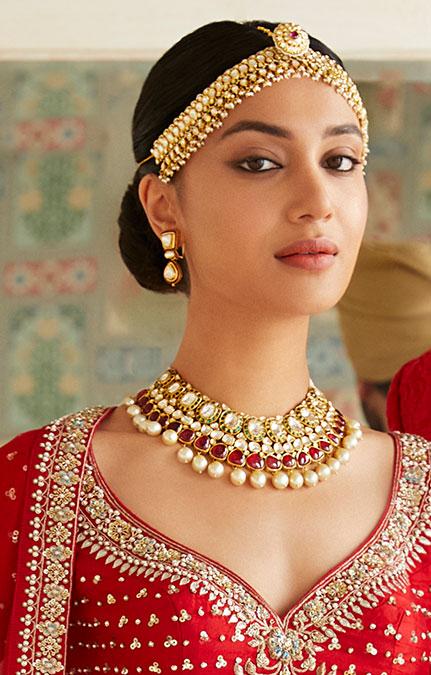 10 Famous Mumbai Jewellers- Anita Dongre Pink City