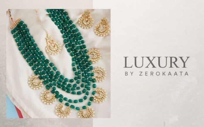 Luxury By ZeroKaata: New Label, New Story!