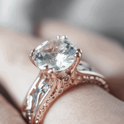 How To Measure Your Engagement Ring Size Online? 1