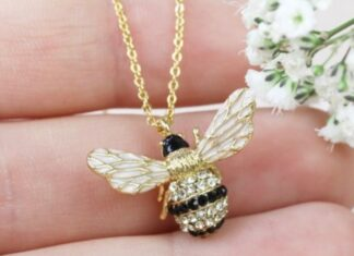 Bee Necklaces & Their Relationship With 'Save The Bees Mission'?