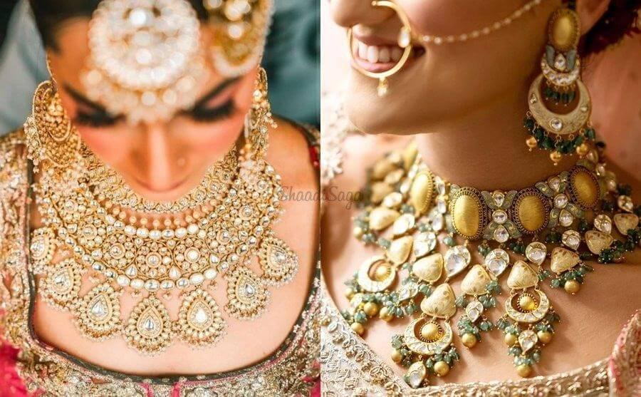 Top 15 Neck Jewellery Styles Tor The 2021 Bride 10