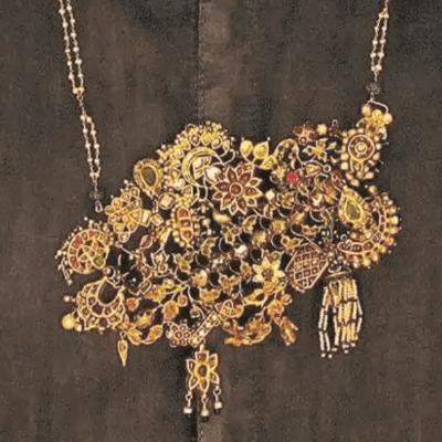 Top 15 Neck Jewellery Styles Tor The 2021 Bride 14