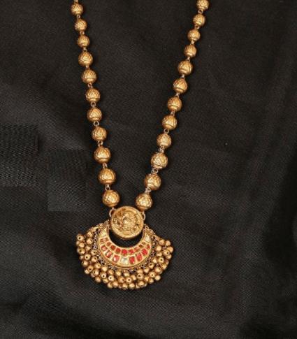 Top 15 Neck Jewellery Styles Tor The 2021 Bride 3