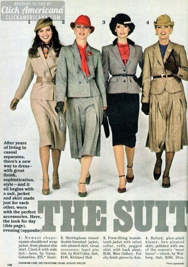 Evolution of Women's Fashion: A Complete Journey