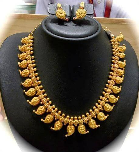 Top 15 Neck Jewellery Styles Tor The 2021 Bride 5