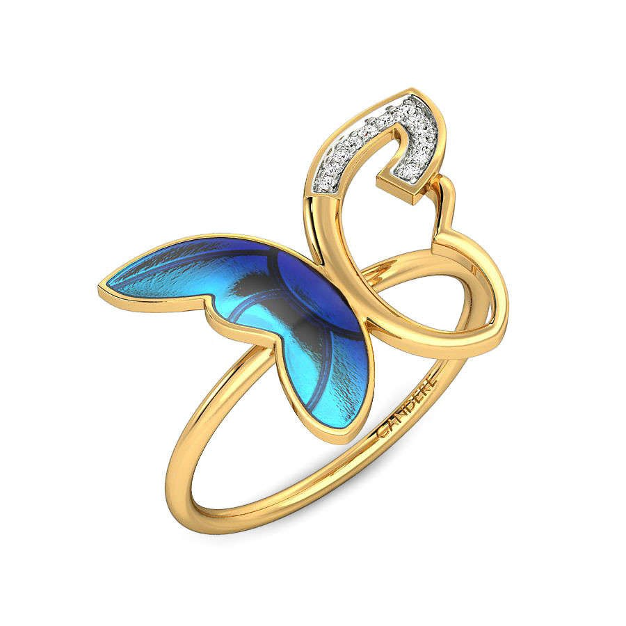 A Charming Appeal- Gold Rings That Suit Every Women