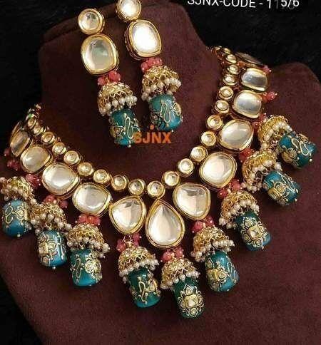 Top 15 Neck Jewellery Styles Tor The 2021 Bride 7