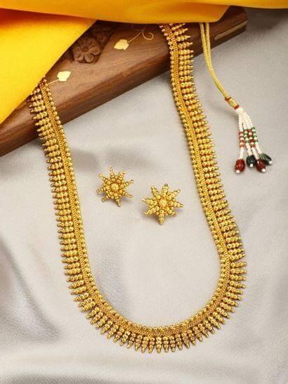 Top 15 Neck Jewellery Styles Tor The 2021 Bride 9