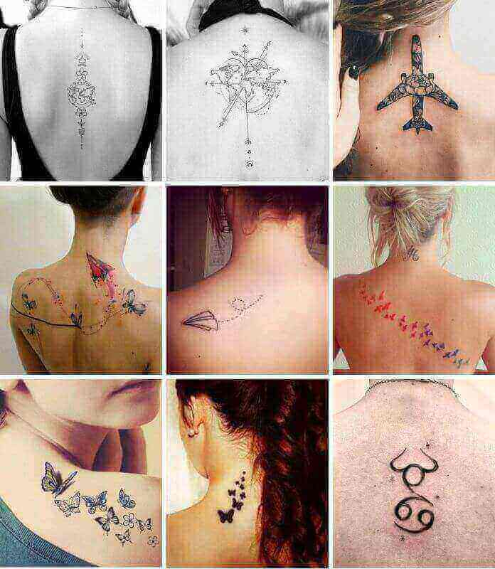 Back Tattoo Women: The Ultimate List + A Complete Guide
