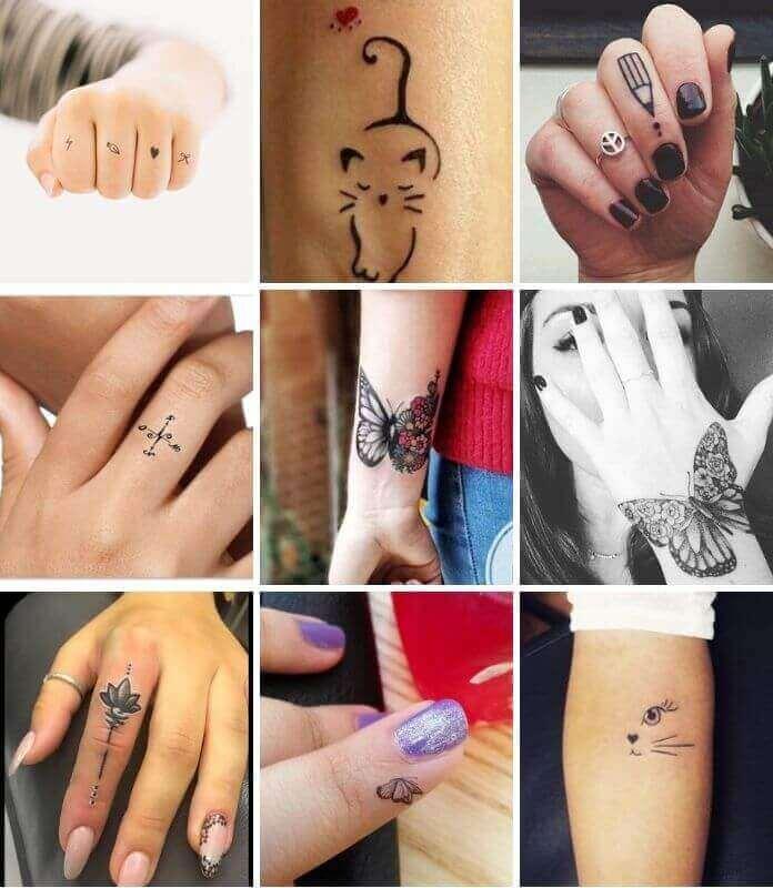 162 Jaw-Drop Worthy Women Hand Tattoos Designs